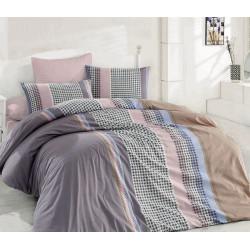 Комплект постельного белья Majoli Pelin Mor Majoli