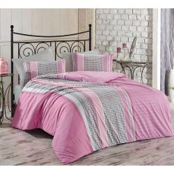 Комплект постельного белья Majoli Pelin Pembe Majoli