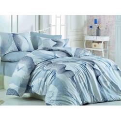Комплект постельного белья Majoli Zeus Mavi Majoli