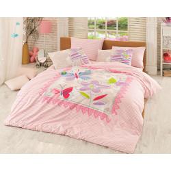 Постельное белье Trendy v2 Pink Ранфорс Majoli