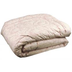 Одеяло зимнее 02 ШУ Шерсть Розовое РУНО