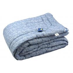 Одеяло зимнее 116 ШУ Шерсть Сиреневое РУНО