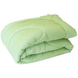 Одеяло силиконовое зимнее 52СЛБ Салатовое РУНО