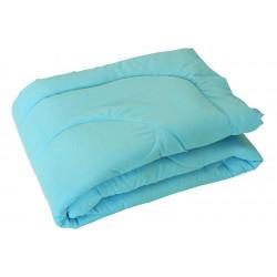 Одеяло силиконовое зимнее 52СЛБ Голубое РУНО
