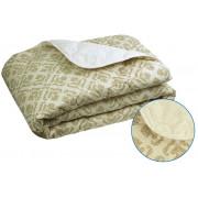 Одеяло зимнее 02ШК+У Комфорт плюс Орнамент Шерсть