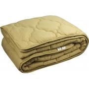 Одеяло зимнее 52ШК+У Комфорт плюс Бежевое Шерсть