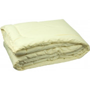 Одеяло зимнее 52ШК+У Комфорт плюс Молочное Шерсть