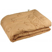 Одеяло зимнее 52ШУ Барашка Шерсть