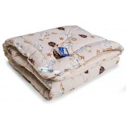 Детское одеяло зимнее Барашка Шерсть