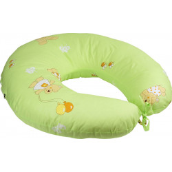 Подушка для кормления Зеленая РУНО