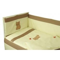 Защита в кроватку РУНО