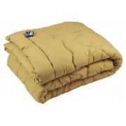 Шерстяное одеяло Комфорт+ 52 ШК+У Бежевий РУНО