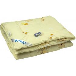 Детское демисезонное одеяло 02 СЛУ Бежевое РУНО