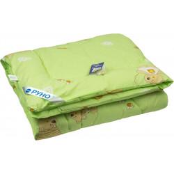 Детское демисезонное одеяло 02 СЛУ Салатовое РУНО