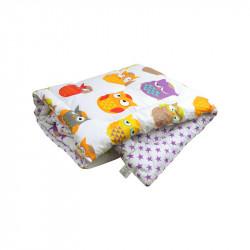 Детское демисезонное одеяло 137 Совы РУНО
