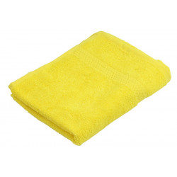 Полотенце махровое Желтое  РУНО