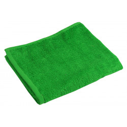 Полотенце махровое Зеленое  РУНО