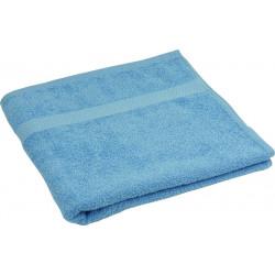 Полотенце махровое Голубое РУНО