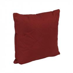 Подушка декоративная Бордовая звезда РУНО