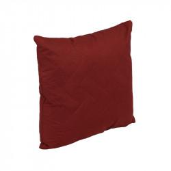 Подушка декоративная Бордовая лилия РУНО