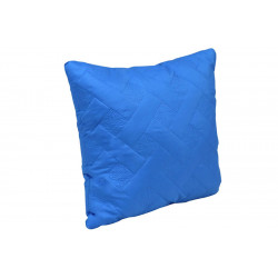 Подушка декоративная Синяя лилия РУНО