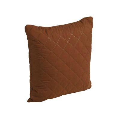Подушка декоративная Шоколадный ромб РУНО