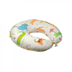 Подушка для кормления + наволочка Jungle РУНО