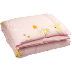 Детское одеяло 02СЛУ Розовое РУНО