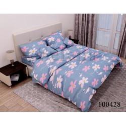 Постельное белье Цветочный фламинго Бязь SELENA