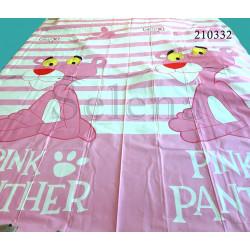 Подростковое постельное белье Пантера Pink Ранфорс SELENA