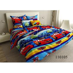 Подростковое постельное белье Машинки цветные SELENA