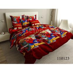 Подростковое постельное белье Паук Red SELENA