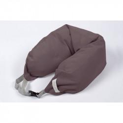 Подушка-подголовник Sleep&Go murdum сливовый Penelope