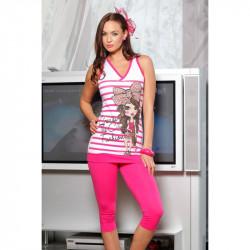 Домашняя одежда 3884 ST комплект Lady Lingerie