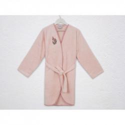 Халат махровый Rina pembe розовый IRYA