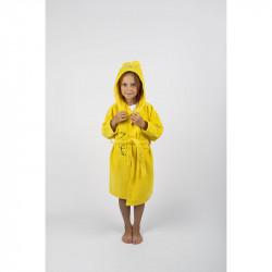 Халат детский Teddy Bear желтый LOTUS