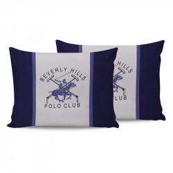 Набор наволочек BHPC 029 Blue Beverly Hills Polo Club