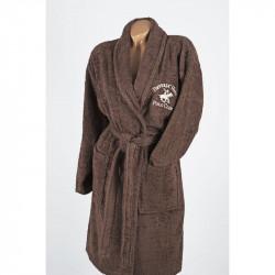 Халат 355BHP1703 brown коричневый Beverly Hills Polo Club