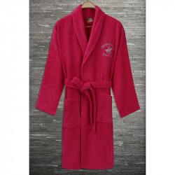 Халат 355BHP1709 pink розовый Beverly Hills Polo Club
