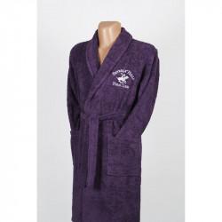 Халат 355BHP1710 purple сиреневый Beverly Hills Polo Club