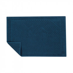 Полотенце для ног Mojalica blue Iris Home