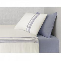 Постельное белье Esinti mirage mavi призрачный голубой BULDANS