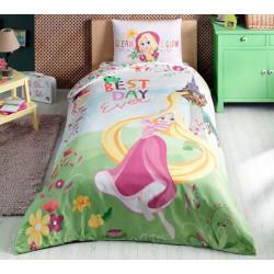 Постельное белье на резинке Rapunzel Dream Ранфорс ДИCНЕЙ TAC