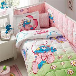Набор в кроватку новорожденному Sirinler Baby TAC