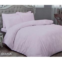 Постельное белье Diana лиловый жаккард TAC