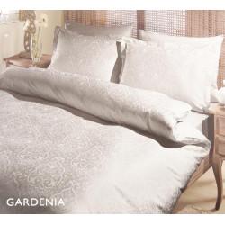 Постельное белье Gardenia серый жаккард TAC