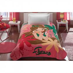 Плед акриловый Disney Winx Flora TAC