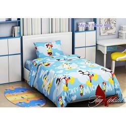 Комплект постельного белья Mickey Mouse blue TAG