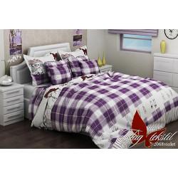 Комплект постельного белья R2068 violet TAG