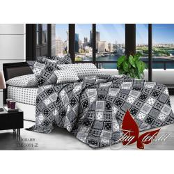 Комплект постельного белья с компаньоном TM-5001Z Поплин TAG